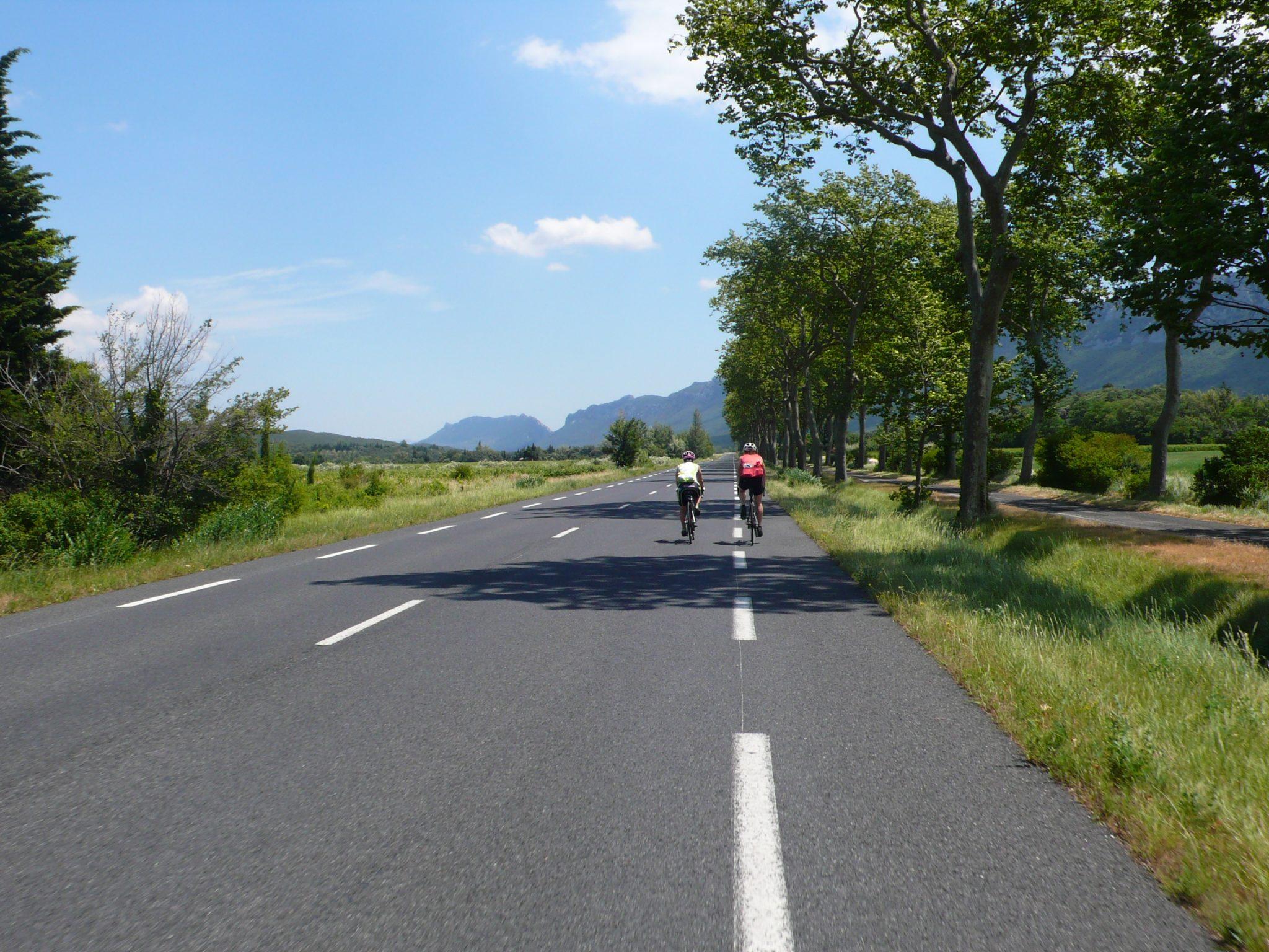 Road to Perpignan