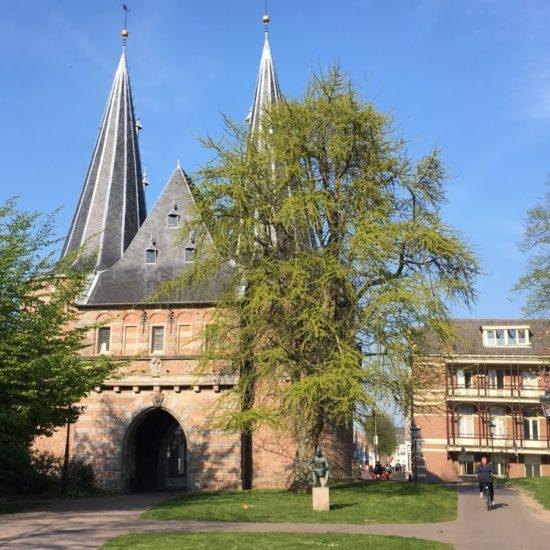 Cellebroederspoort, Kampen