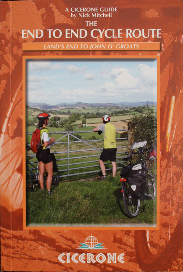 End to End Cycle Route