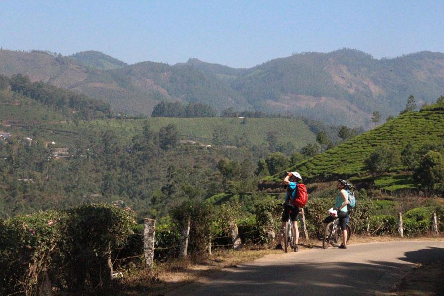 Cycling in Kerala