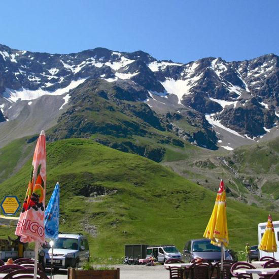 Pretre Col De Lauteret - French Alps