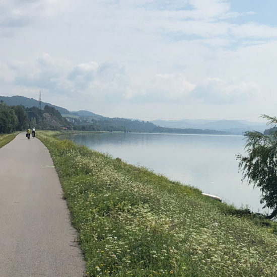 The road to Vienna
