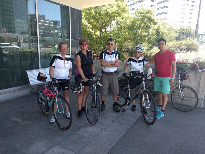 The Road to Vienna Cycle Tour