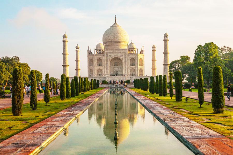 Taj Mahal in Rajasthan