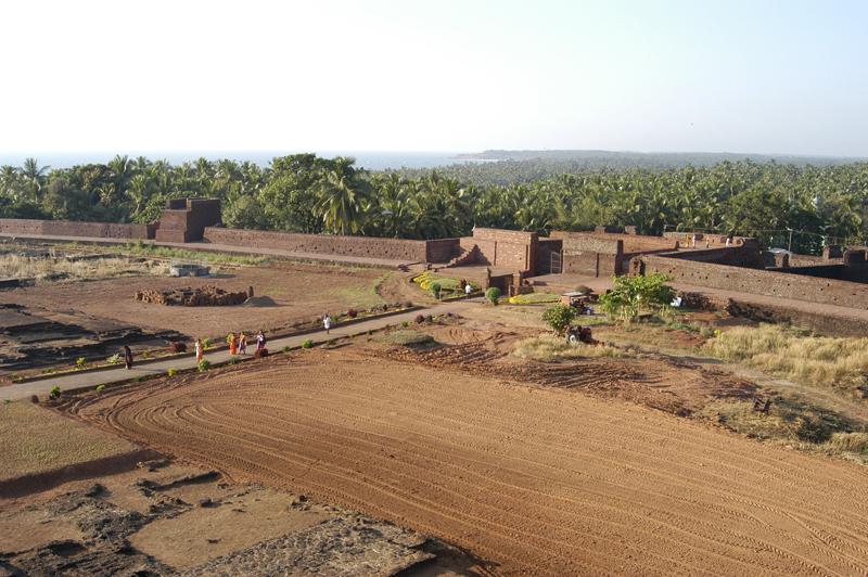 Goa fort