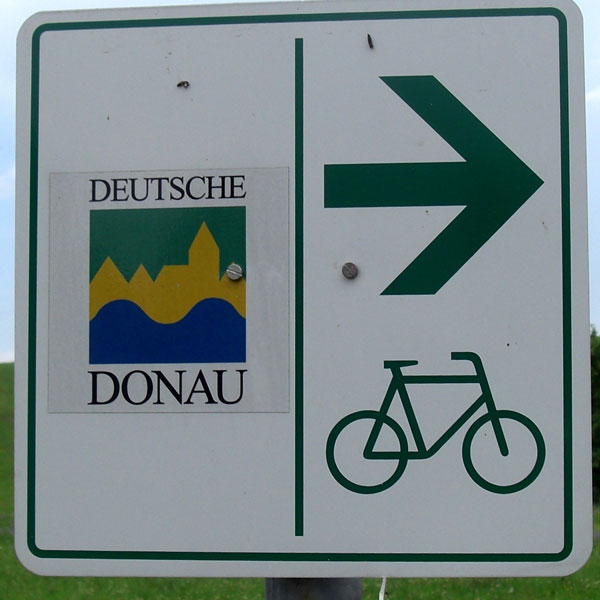 cycle route in Austria