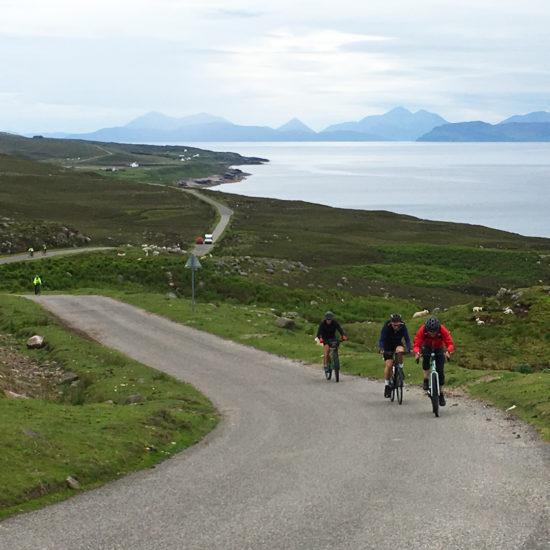 North Coast 500 Cycle Tour