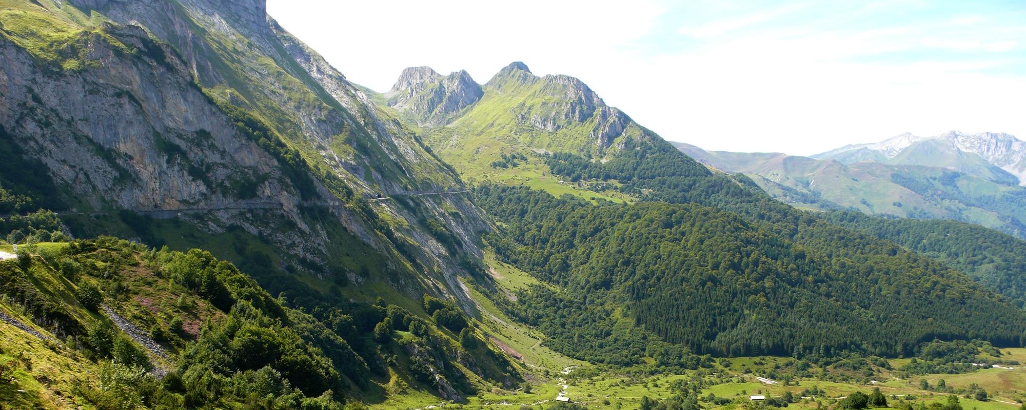 Cirque de Litour - Pyrenees